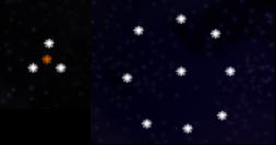 look stars